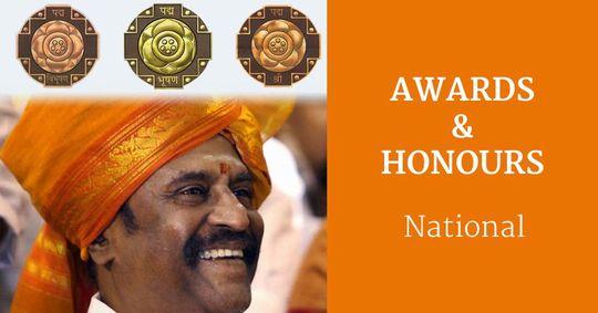 National Awards & Honours